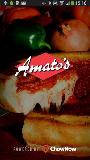 Amato's Pizza - Aurora ss1
