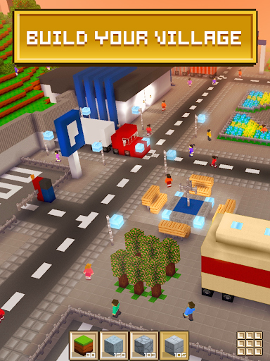 Block Craft 3D: Building Simulator Games For Free  poster 4