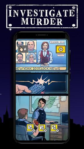 Uncrime: Crime investigation & Detective gameud83dudd0eud83dudd26 2.0.2 screenshots 4