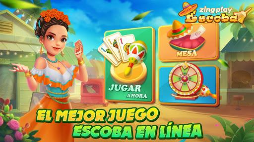 Escoba ZingPlay: Juego de Cartas  screenshots 1