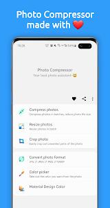 Photo Compressor: Compress Photo & Resize Photo 1.0.4