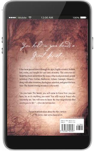 the secret by rhoneda Byren 4.0 Screenshots 2