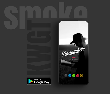 Smoke kwgt APK [Paid] Download For Android 7