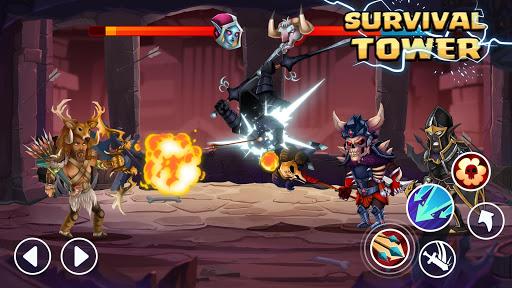 Tiny Gladiators 2: Heroes Duels - RPG Battle Arena apkdebit screenshots 2