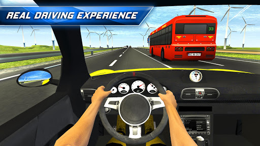 Racing in City - In Car Driving 3D Fast Race Game 2.0.2 screenshots 3