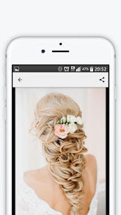 Wedding hairstyles 2018 2.2 Screenshots 9