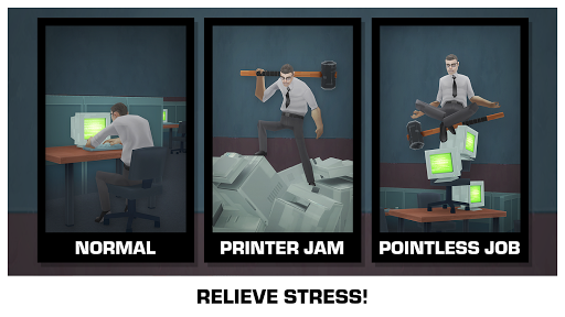 smash the office - stress fix! screenshot 3