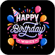 Birthday Wishes - Photo Frames, Status & Quotes