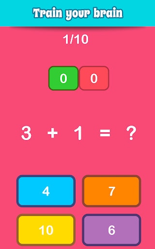 Math Games, Learn Add, Subtract, Multiply & Divide  Screenshots 3