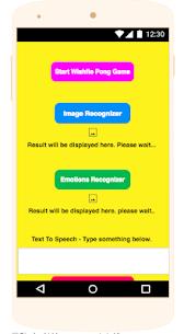 Messenger Voice to Text & Text to Speech App 1
