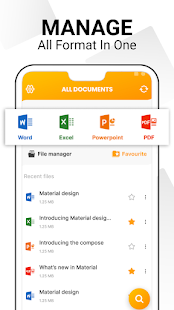 Documents: Word Doc - Word Document 1.0.7 screenshots 1