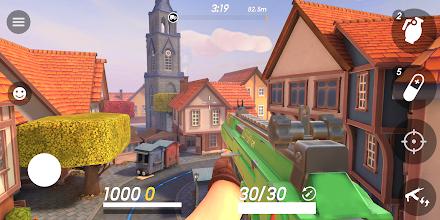 Guns of Boom - Online PvP Action screenshot thumbnail