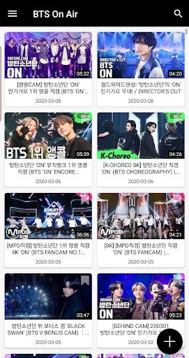 bts tube - bts videos, bts music videos screenshot 3