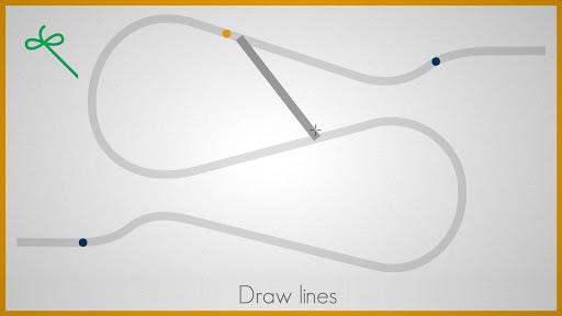 Lines - Physics Drawing Puzzle screenshots 8