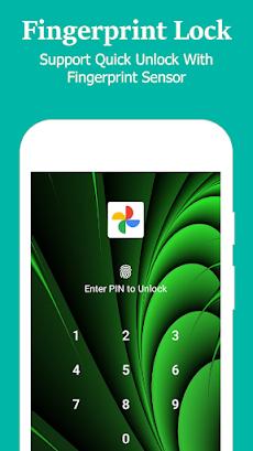 AppLock PRO - Fingerprint, PIN & Pattern (No ads)のおすすめ画像4