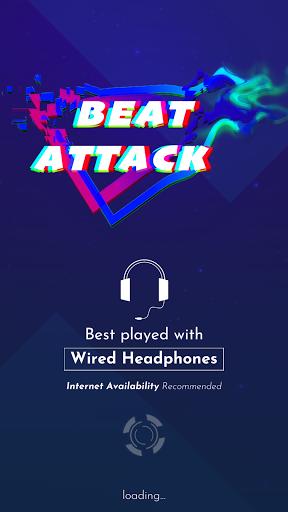 Beat Attack - EDM rhythm game 2021.80 screenshots 5