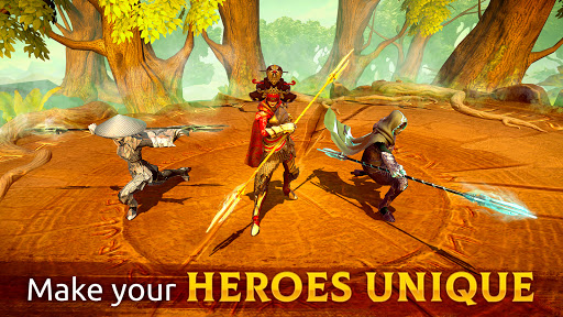 Age of Magic: Turn-Based Magic RPG & Strategy Game 1.33 Screenshots 23
