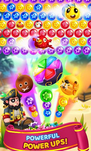 Flower Games - Bubble Shooter 4.2 screenshots 3