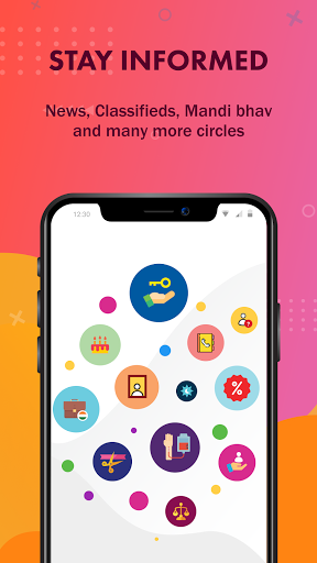 Circle: Your Local Network screenshots 3