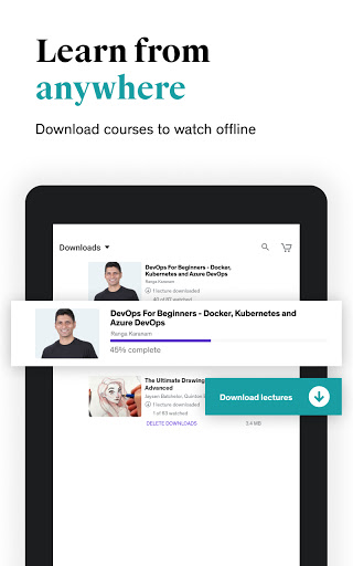 Udemy - Online Courses apktram screenshots 11