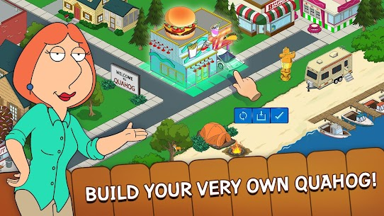 Family Guy: The Quest for Stuff MOD APK (Free Shopping) 3