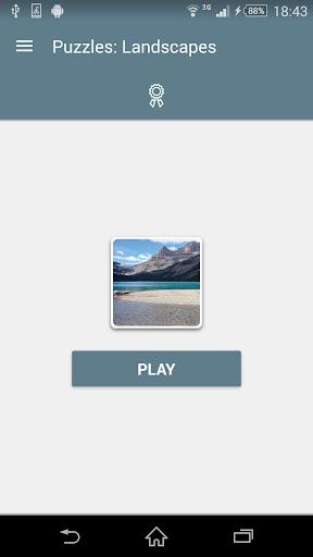 Jigsaw Puzzle: Landscapes screenshots 7