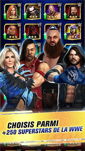 WWE Champions 2020 - Jeu de rôle et puzzle gratuit APK MOD – Monnaie Illimitées (Astuce) screenshots hack proof 2