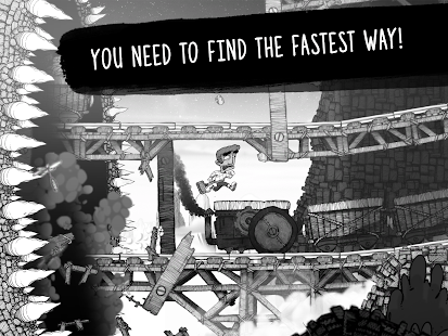 Wormster Dash Capture d'écran