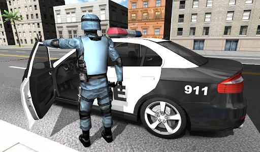 Police Car Racer 3D 12 screenshots 6