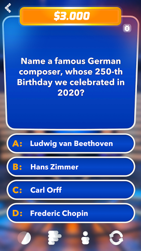 Millionaire 2021 - Trivia & Quiz 1.4 screenshots 17
