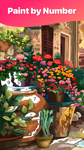 Hey Color Paint by Number Art & Coloring Book 1.4.5 screenshots 4