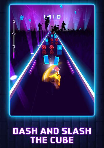 Beat Blader 3D: Dash and Slash! screenshots 10