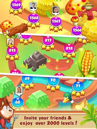 Bubble Shooter - Bubbles Farmer Game  screenshots 11