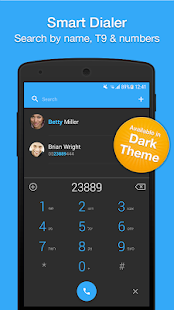Simpler Caller ID - Contacts and Dialer  Screenshots 6
