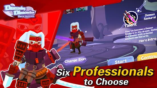 Dreaming Dimension: Deck Hero screenshots 3