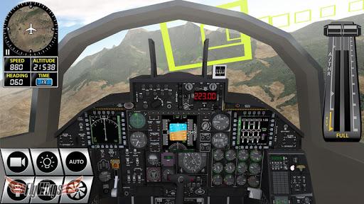 Flight Simulator 2016 FlyWings Free apkdebit screenshots 4