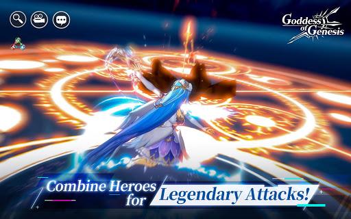 Goddess of Genesis screenshots 11