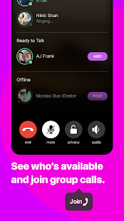 CatchUp - Effortless Calling Screenshot