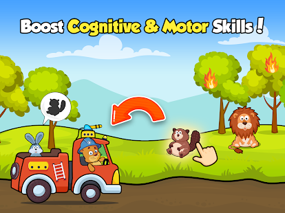Toddler Games for 2, 3 year old kids - Ads Free 2.1 Screenshots 7