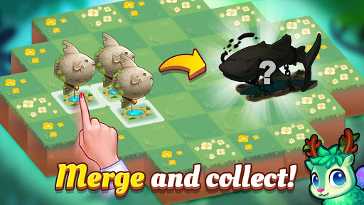 Wonder Merge - Magic Merging and Collecting Games 1.0.31 screenshots 1