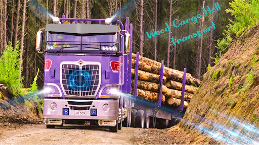 pk wood cargo truck driver screenshot 2