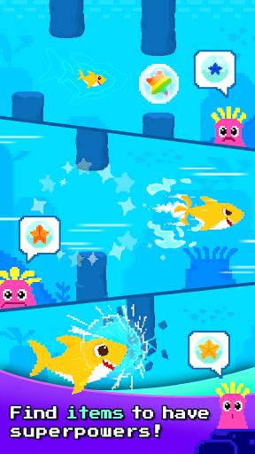 Baby Shark 8BIT : Finding Friends 2.4 screenshots 4