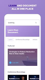 Ausmed - CE Portfolio App 5.3.1 screenshots 3