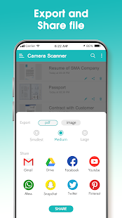 Download PDF Cam Scanner - Camera Scanner to PDF For PC Windows and Mac apk screenshot 4