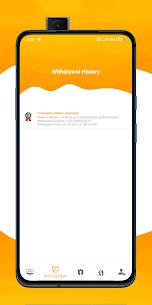 BitoBurn – Bitcoin Cloud Mining For Android 4