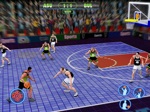 PRO Basketball Games: Dunk n Hoop Superstar Match screenshots 6