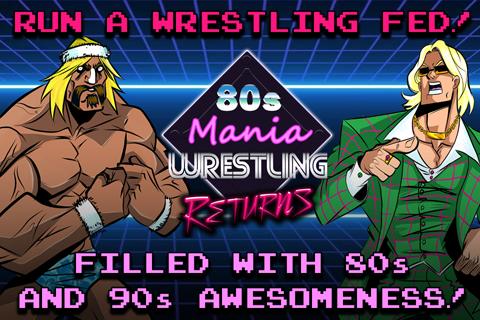80s Mania Wrestling Returns 1.0.77 screenshots 1