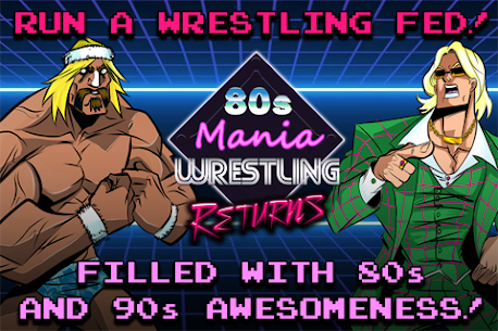 80s Mania Wrestling Returns For Pc | How To Install On Windows And Mac Os 1