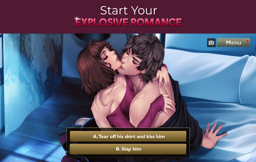 Is It Love? Daryl - Virtual Boyfriend 1.3.360 screenshots 15
