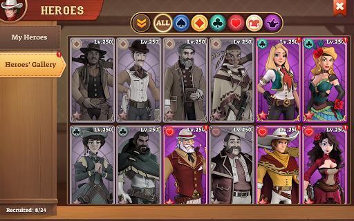 Wild West Heroes apkpoly screenshots 8